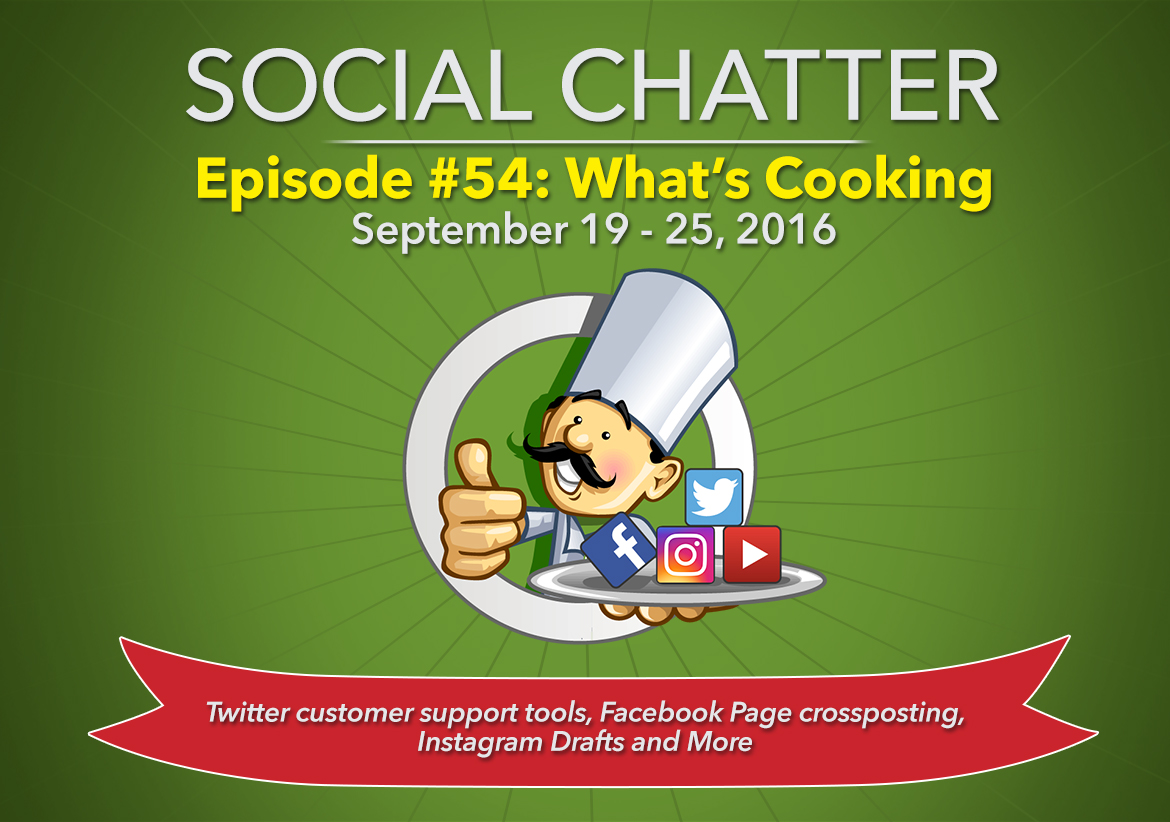 Social Chatter: Episode 54 - Featured