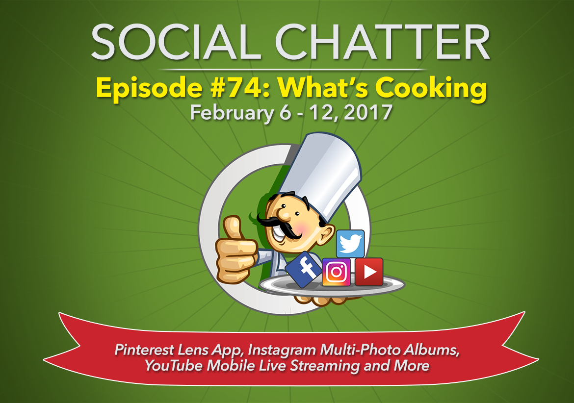 Social Chatter: Episode 74 - Featured