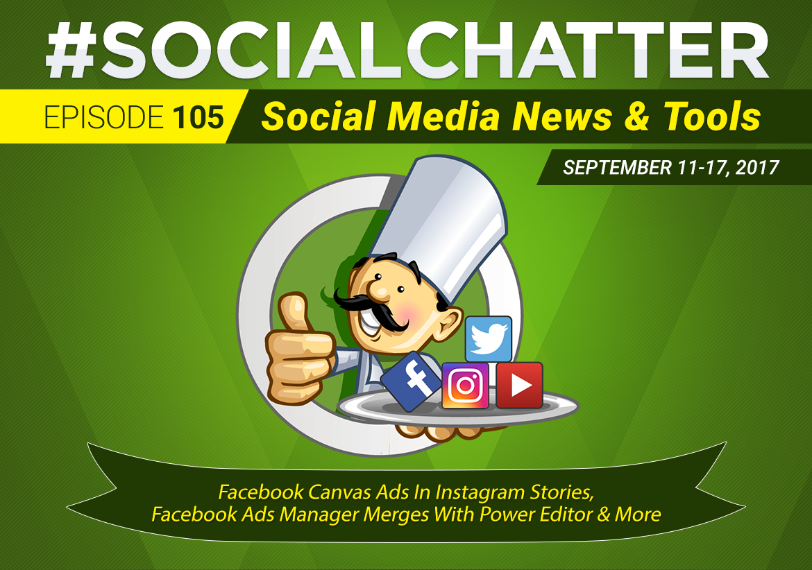 Social Chatter: Episode 105 - Featured