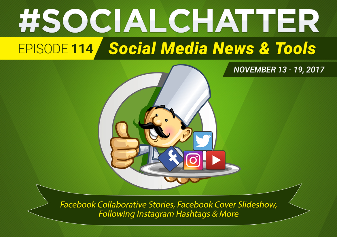 Social Chatter: Episode 114 - Featured