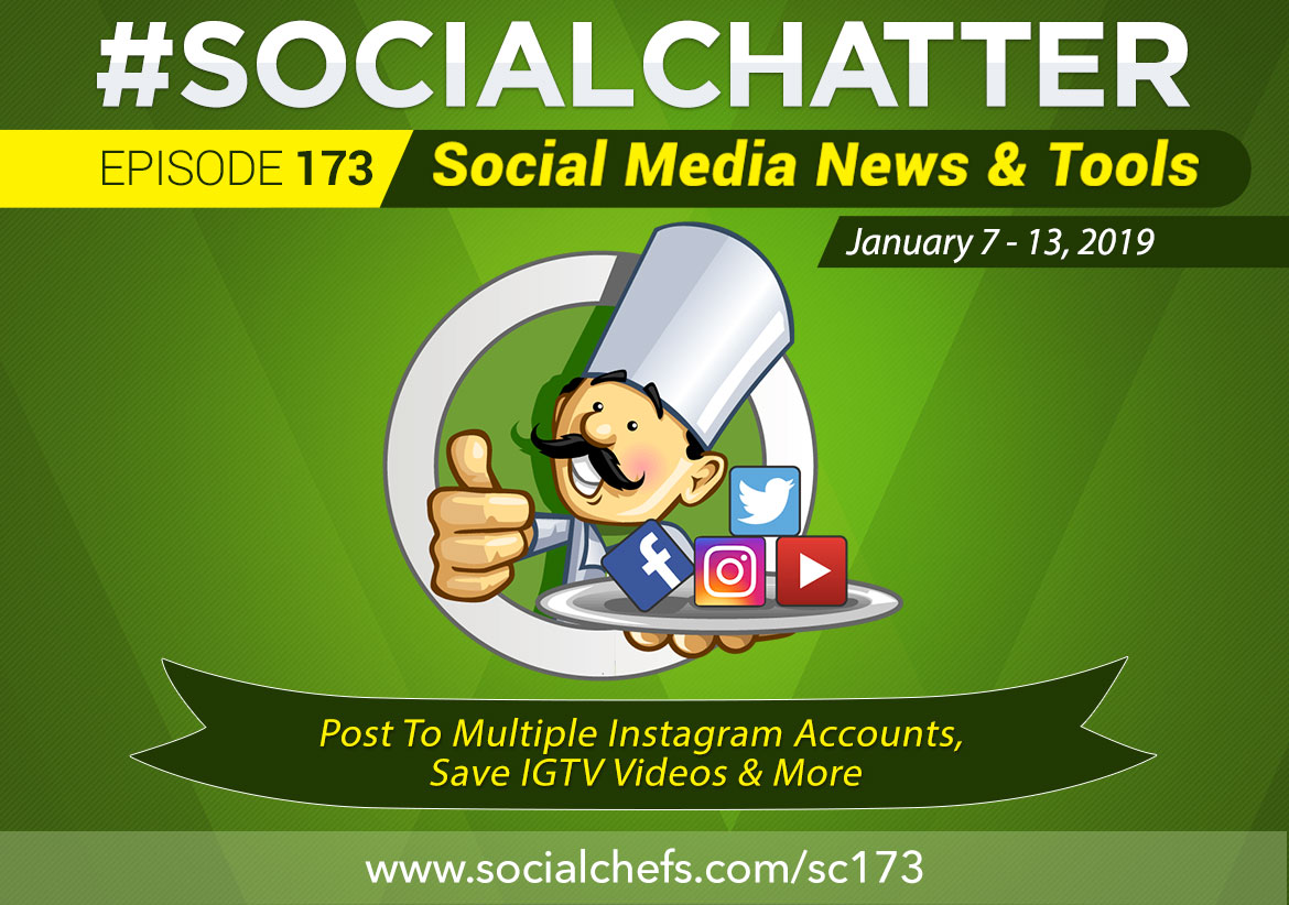 Social Chatter: Episode 173 - Featured
