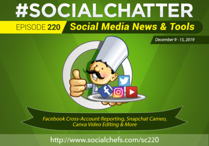 Social Chatter: Episode 220 - Featured