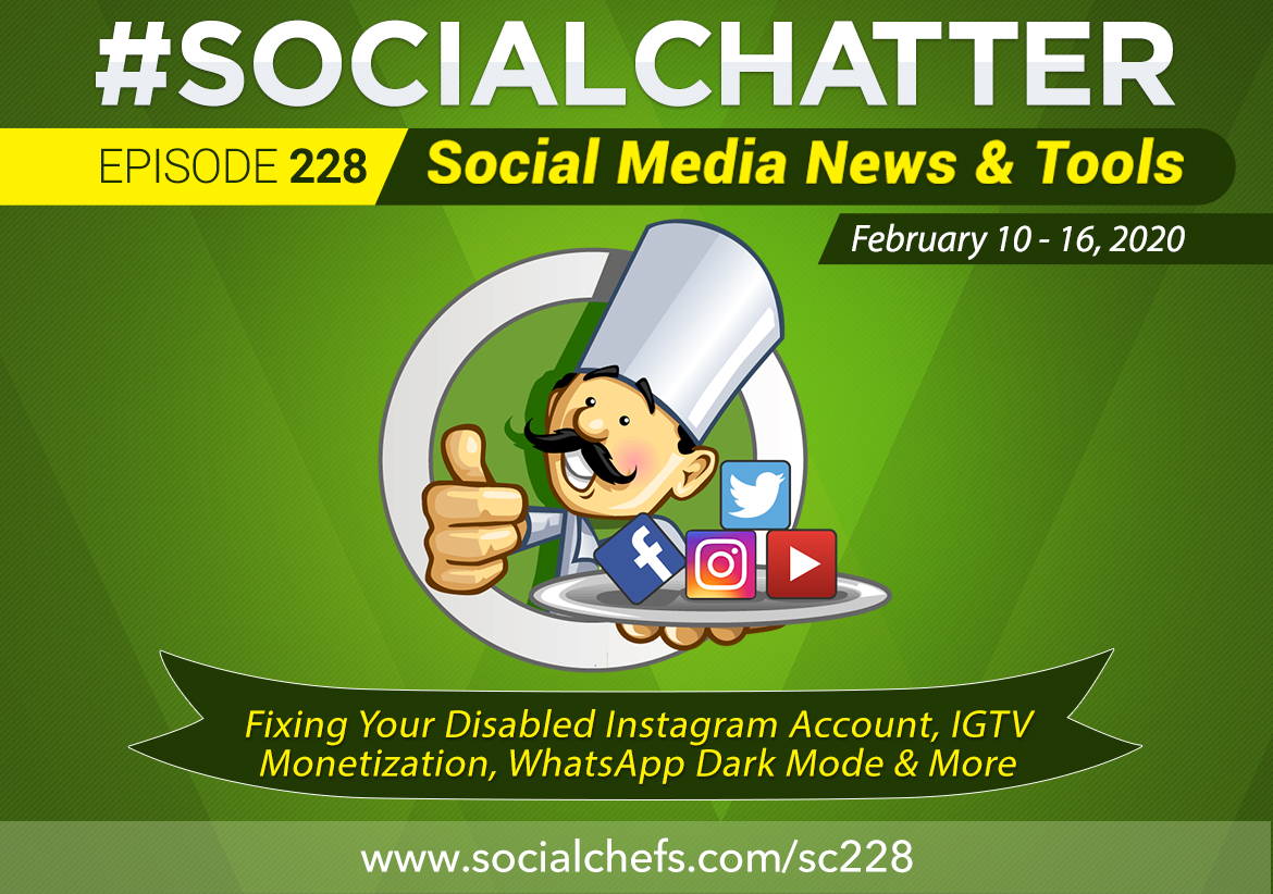 Social Chatter: Episode 228 - Featured